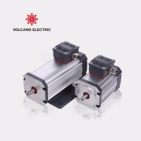 2.5KW 72V Hall Sensor Brushless DC Motor