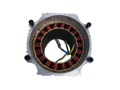 180mm Winding Stator And Rotor For Brushless Dc Motor