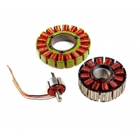100mm Winding Stator For Dc Motor
