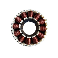 60mm 9 Slots Smaller Winding Stator And Rotor For Bldc Motor