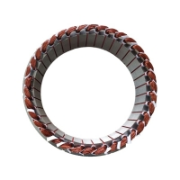 220mm Stator Winding Coil With Magnetic Rotor
